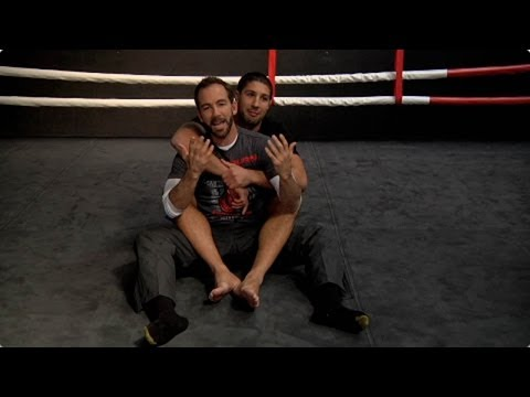 The Fighter & The Kid presents The Setup: Rear Naked Choke Edition Image 1