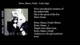 Retro Dance Freak