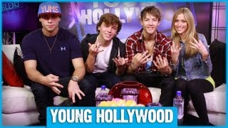 Emblem3 Road To Fame Part 2: Twitter Questions
