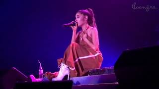 Ariana Grande - Thinking Bout You - Dangerous Woman Tour Bangkok 17th/Aug/2017