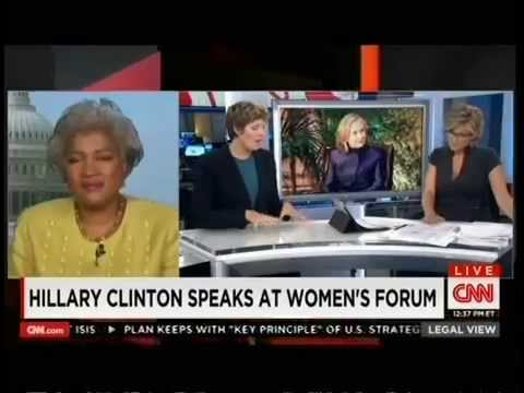 Hillary Clinton Finding Her Populist, Feminist Voice? Sally Kohn on CNN