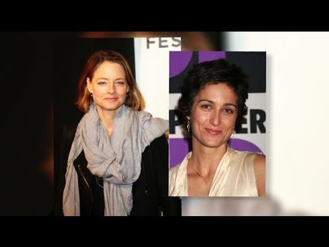 Jodie Foster Ties The Knot With Alexandra Hedison