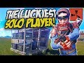 THE LUCKIEST SOLO PLAYER Rust Solo Survival Gameplay mp3