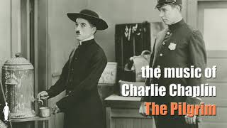 Charlie Chaplin - Kitchen and Curate
