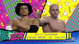 WWE2K FREESTYLE IV FEATURING NEW JAPAN PRO WRESTLING!