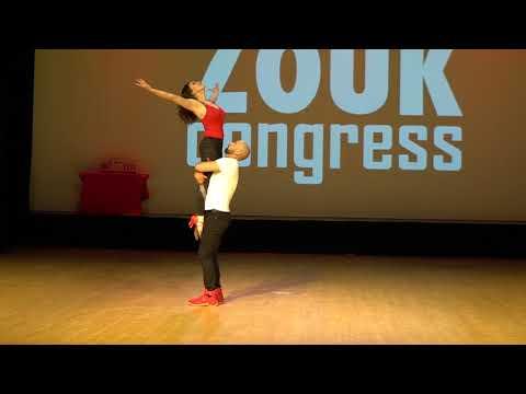 CZC18 Performance by Melodie & Sebastian ~ Zouk Soul