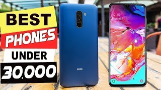 TOP 5 Best Phones Under 30000 In India 2019