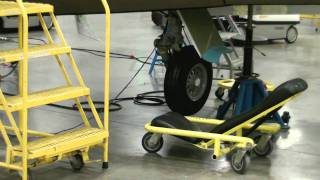 A Look Inside the Cessna Factory