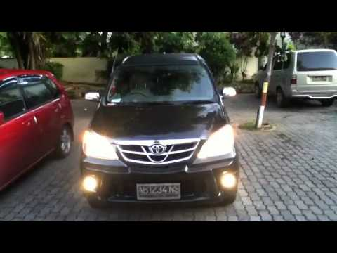 2011 Toyota Avanza 1.3 G. Start Up In Depth Review