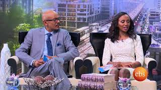 Sunday with EBS:  Diabetes Awareness/ Interview with Dr.  Abdurazak Ahmed