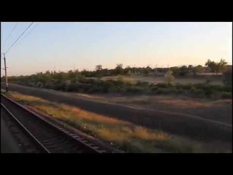 Перегон Симферополь - Грузовой - Остряково