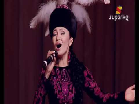 Самара Каримова концертинде белекке маарыды
