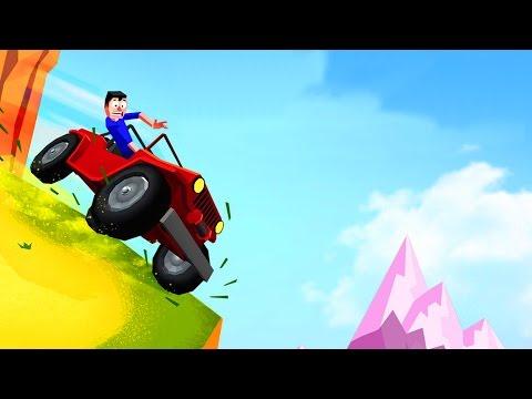 МАШИНКА БЕЗ ТОРМОЗОВ #3 Игровой мультик про машинки для детей. Игра Faily Brakes как мультик.