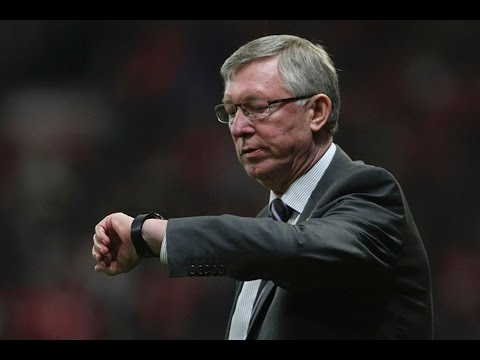 Sir Alex Ferguson - The Godfather