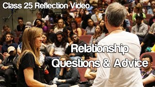 """Relationship Questions & Advice"" #Soc119"