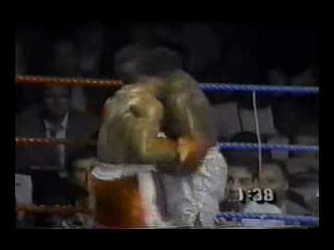 Nigel Benn Vs Michael Watson (PART 2/2) Video