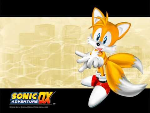 Sonic Adventure dx Tails Sonic Adventure dx Music