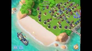 Boom Beach — Best attacks by biao, CHN | 小假童鞋, 扬州超哥 on my base