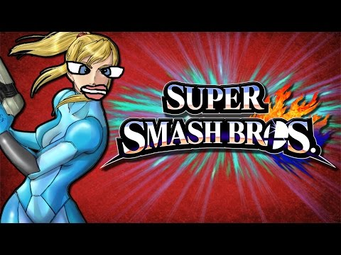 Super Smash Bros 4 - SMASHACONDA! (Nicki Minaj - Anaconda Song Parody)