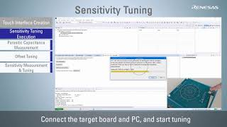 QE for Capacitive Touch [Tutorial -Tuning-]