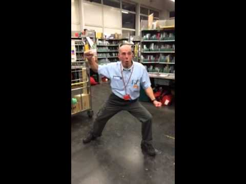 Royal Mail Haka