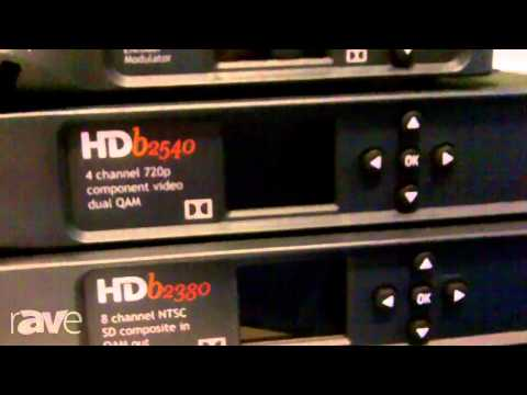 InfoComm 2013: Multicom Shows Off ZeeVee Encoders