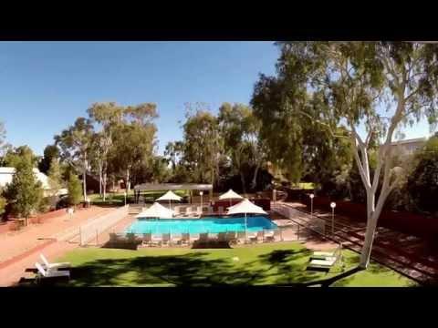 Desert Gardens Hotel Rooms, Facilities, Restaurants and Bar