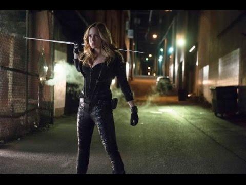 Arrow sara lance black canary - i will not die