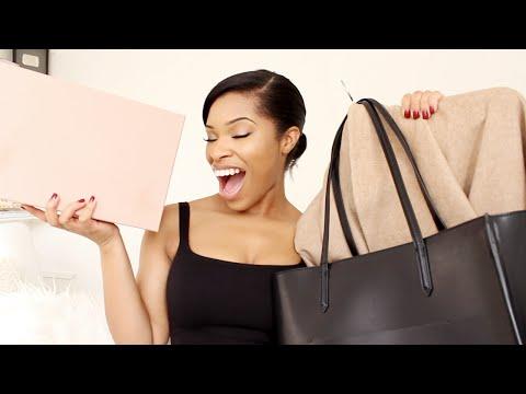 AUTUMN (FALL) HAUL!!! | Books, Zara, Other Stories, ASOS, Hair, Makeup & More! | SHOPPING