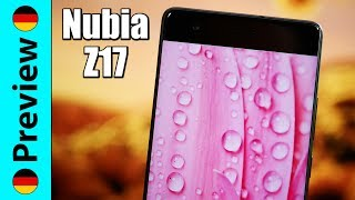 Nubia Z17 | Hinfort ihr (Seiten-)Ränder! (deutsch)