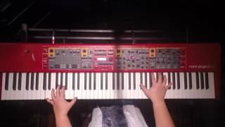 Spirit of the Living God // Vertical Church Band // Keys 1 Tutorial