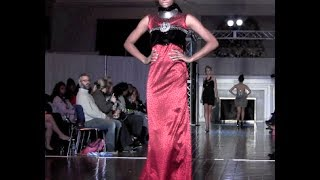 Azi Blas - 2013 Virginia Fashion Week