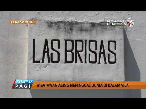WNA Amerika Tewas Saat Berlibur di Bali