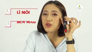 Trang Cherry 5s online giới thiệu son roses   son kem li cao câp   review son roses 01656961848