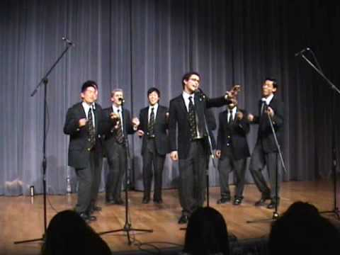 We're So Starving and Nine In the Afternoon - UC Men's Octet