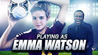PLAYING AS EMMA WATSON