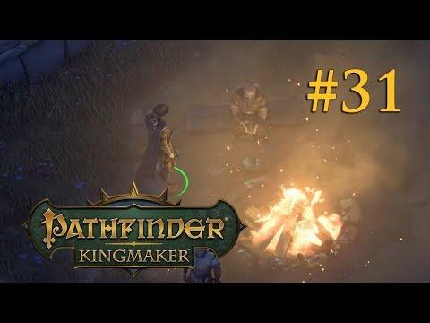 Let's Play Pathfinder: Kingmaker # 31 – Am Feuer mit Harrim (Blind / Deutsch)