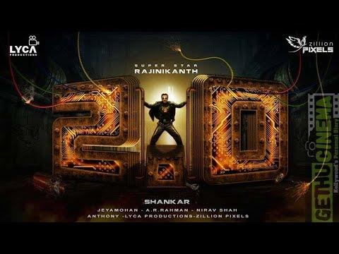 enthiran 2 trailer official tamil Shankar  Akshay Kumar  robot 2 0 thumbnail