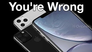 iPhone 11 Final Design Leaks - You're Wrong About The Camera!
