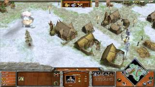 Age of Mythology - The Titans Expansion - 9. Rampage - Titan Difficulty [HD]