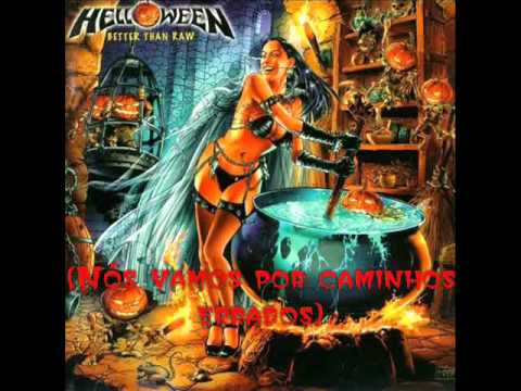 Helloween - Better Than Raw - 09 - A Handful Of Pain