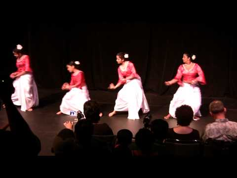 Devadasi Dance - Performed by Punsala, Mihila, Sachini, and .........