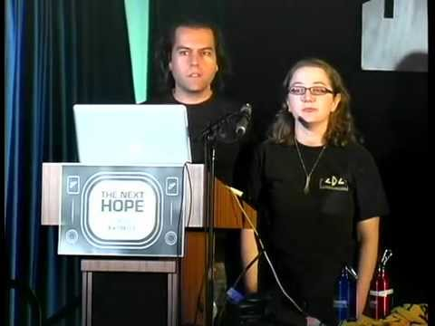 The Next HOPE: How to Run an Open Source Hardware Company (Complete)