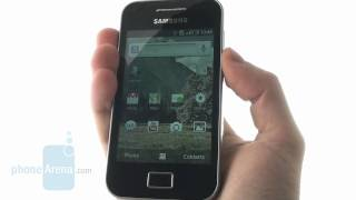 Samsung GALAXY Ace Preview