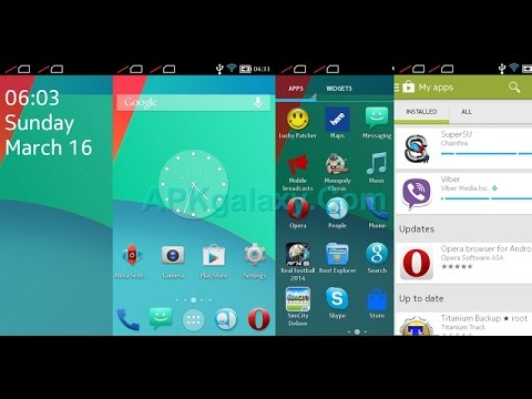 Install Playstore On Nokia X & Xl Without Root video