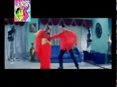 BD Model/Actress Prova,hot sexy red sari dance/song,(EKTA - LAL SARI - for my