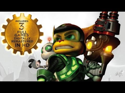 CGR Undertow - RATCHET & CLANK COLLECTION review for PlayStation 3