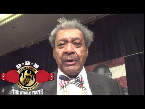 "(WARNING DON KING UNFILTERED) DON KING ON AL HAYMON BEING ""BAD"" FOR THE SPORT"