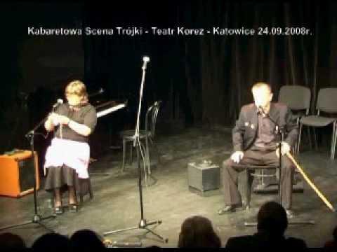 Kabaret Rżysko - Emeryci I (Becik i Berecik)