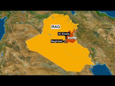 Terror suspects escape in Iraq prison break